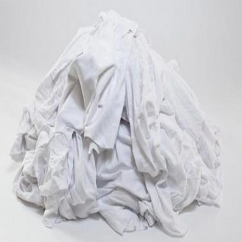 White T-Shirt Rags
